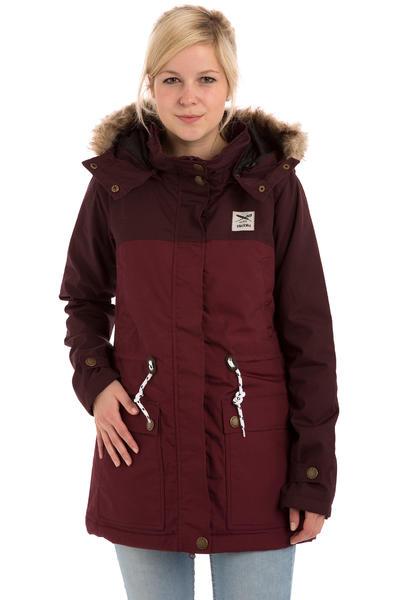 Iriedaily Koerte Jacket women (maroon)