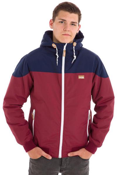 Iriedaily Insulaner Jacket (maroon)