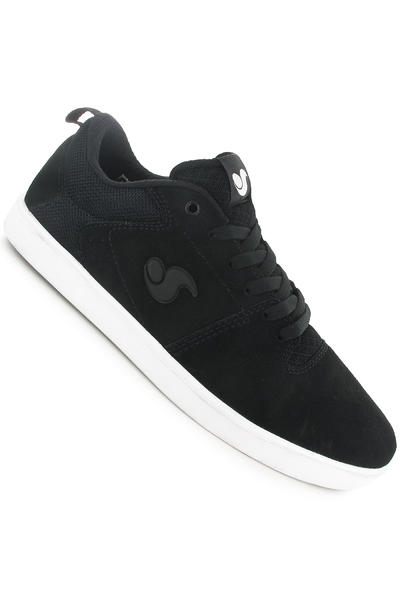DVS Nica Suede Shoe (black)