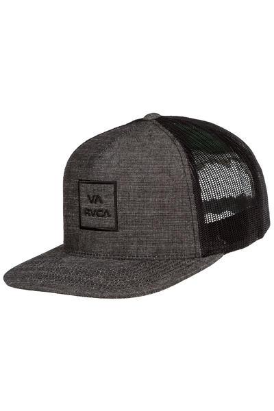 RVCA VA All The Way III Trucker Casquette (black)
