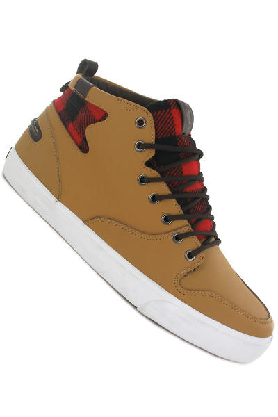 DVS Elm Suede Shoe (tan buffalo)
