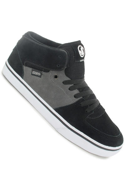 DVS Torey Suede Shoe (black grey white)