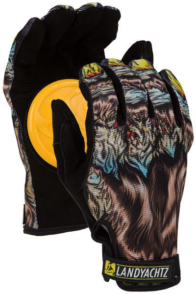 Landyachtz Werewolf Freeride Slide Handschuhe (werewolf print)