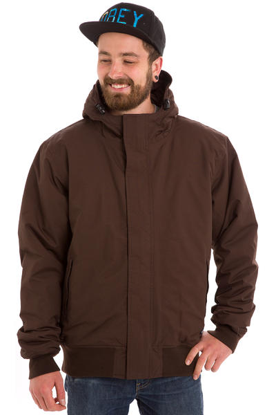 Dickies Cornwell Chaqueta (chocolate brown)