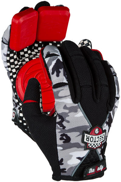 Sector 9 Rally Junior Slide Gloves kids (camo)