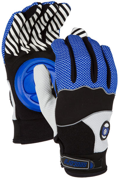 Sector 9 Apex Slide Gloves (blue)