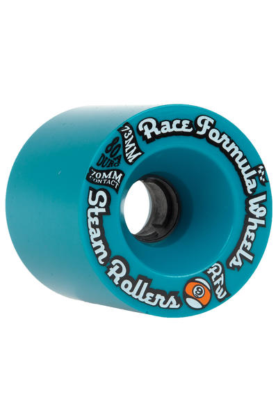 Sector 9 Steam Roller Race Formula 73mm 80A CS Rollen (blue) 4er Pack