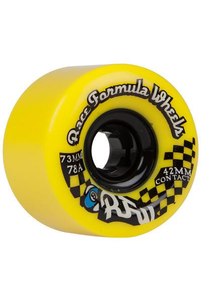 Sector 9 Race Formula 73mm 78A CS Rollen 2015 (yellow) 4er Pack