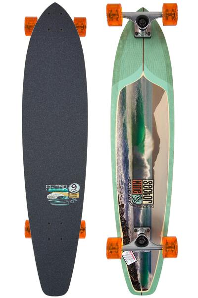 "Sector 9 Green Machine 38"" (96,5cm) Komplett-Longboard 2014"