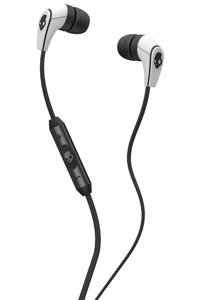 Skullcandy 50/50 Headphones mit Mikro (white black black)