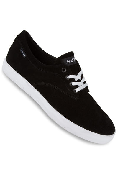 HUF Sutter Suede Shoe (black white)