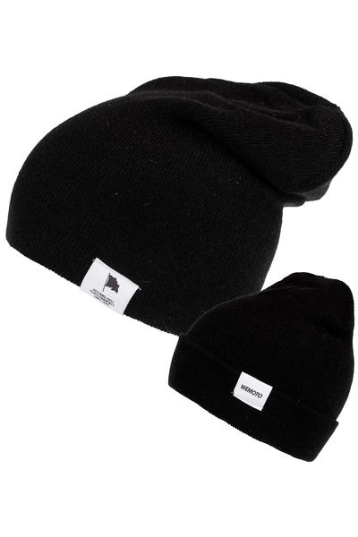 Wemoto North Beanie (black)