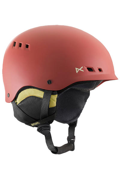 Anon Talan Snow-Helmet (red)
