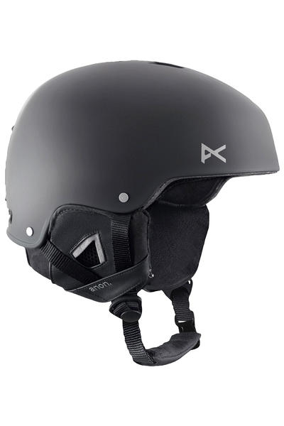 Anon Striker Neige-Casque (all black)