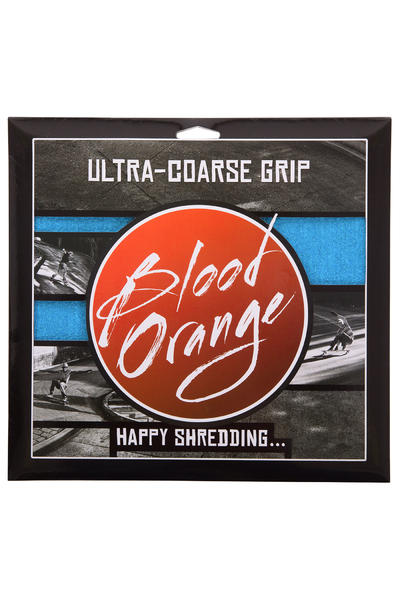 Blood Orange Heavy-Duty Ultra-Coarse Griptape (neon blue) 4er Pack