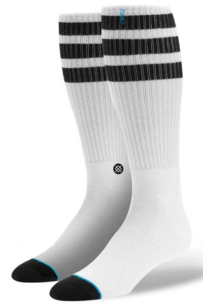Stance Boneless Socks US 6-12 (white)
