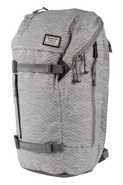 Burton Lumen Backpack 30L (gray heather diamond ripstop)