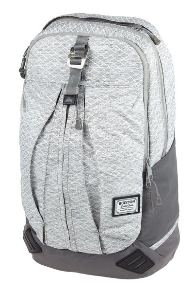 Burton Echo Backpack 25L (gray heather diamond ripstop)