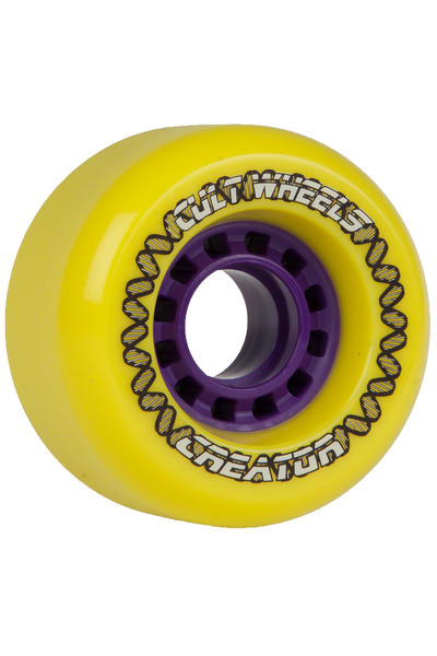 Cult Creator SG 72mm 83A Wheel (yellow) 4 Pack