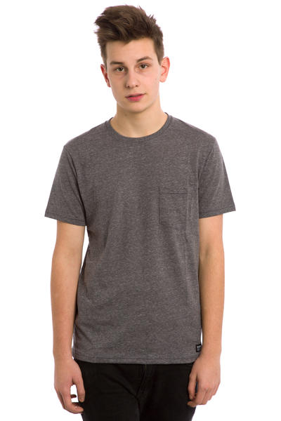 Element Basic CR Pocket T-Shirt (onyx heather)