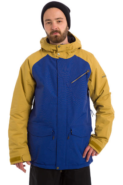 Zimtstern Westwick Snowboard Jacke (ultra marine)