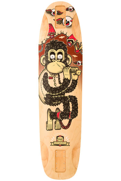 "Bastl Boards Haka Grafik 38.3"" (97,3cm) Tabla Longboard"