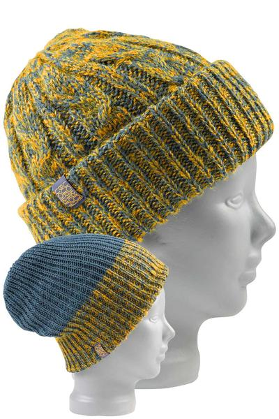 Burton Bone Cobra Beanie reversible  women (dutch blue golden rod)