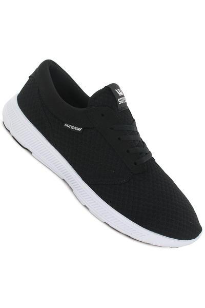 Supra Hammer Run Schuh (black black white)