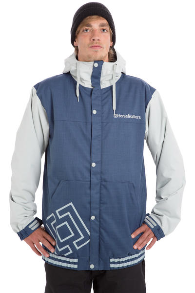 Horsefeathers Stadium Snowboard Jacket (light grey)