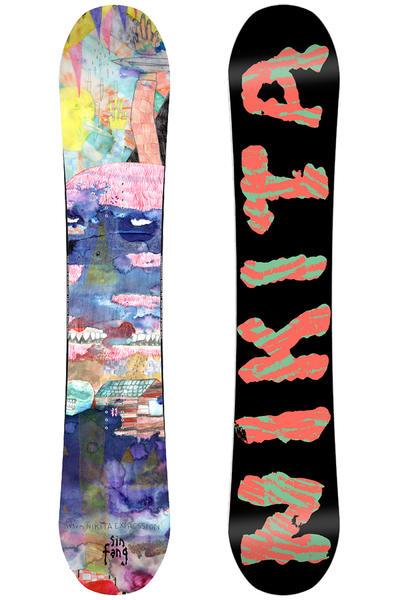 Nikita Expression 143cm Snowboard 2014/15  women