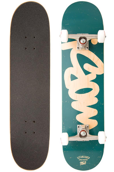 "MOB Skateboards Mob Tag 7.75"" Complete-Board (blue)"