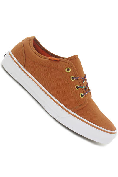 Vans 106 Vulcanized Canvas Schuh (ginger tribe lace)