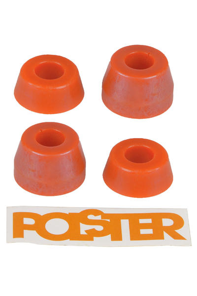 Polster 90A Lenkgummi (orange) 2er Pack