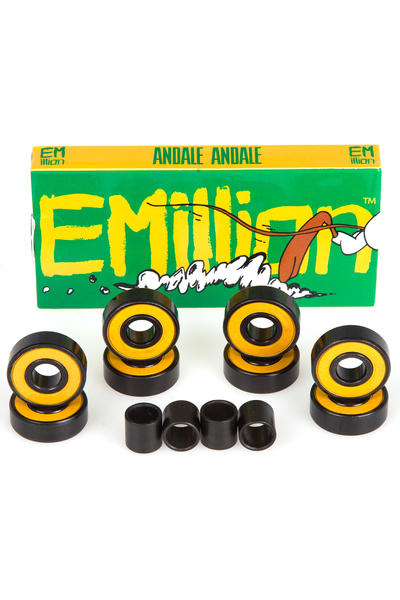 EMillion Speedys Bearing inkl. Spacer  (yellow)