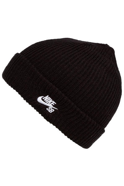 Nike SB Fisherman Beanie (black white)