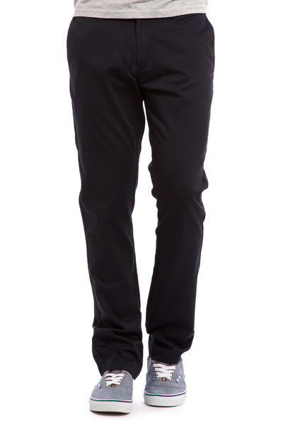 Volcom Frozen Chino Pants (sulfur black)