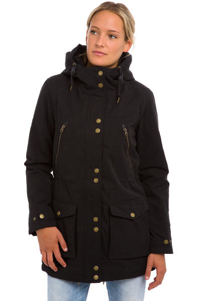 Volcom Walk On By Parka FA15 Jacke women (black)