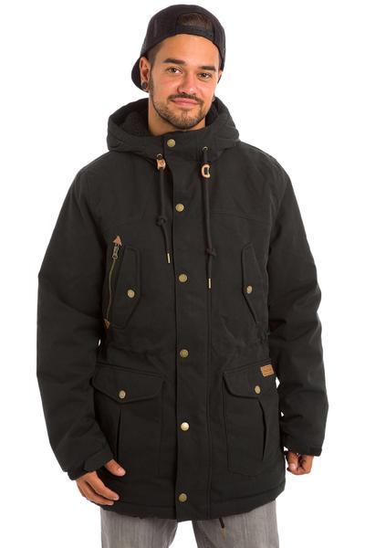 Volcom Starget Parka Jacket (black)