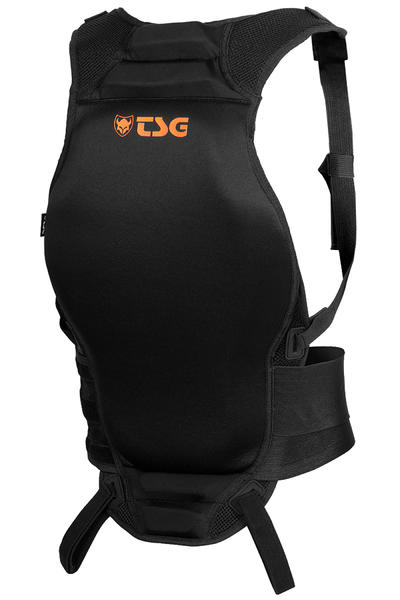 TSG Backbone Trooper D3O Protektor (black)