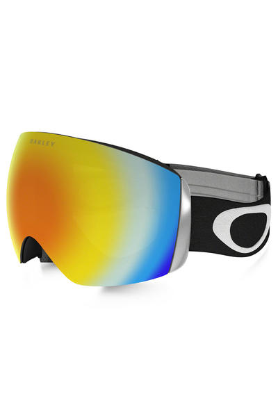 Oakley Flight Deck Goggles (matte black fire iridium)