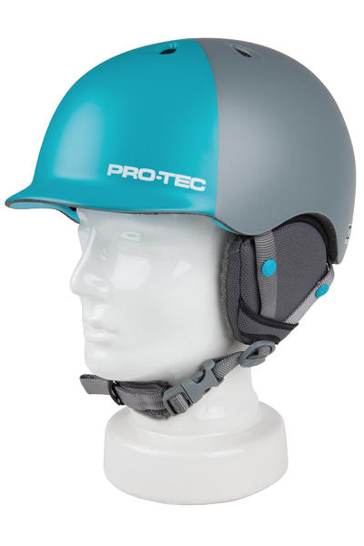 PRO-TEC Riot Snow-Helm (gray blue)