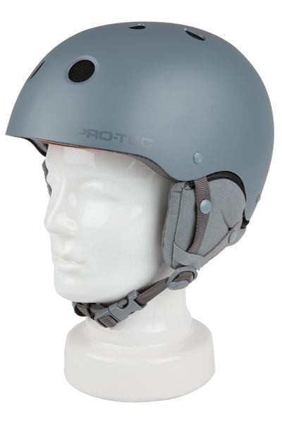 PRO-TEC Classic Snow-Helm (gray)