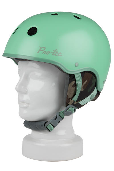 PRO-TEC Classic Snow-Helm women (pastel camo)