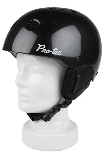 PRO-TEC Classic Snow-Helm women (pearl black)