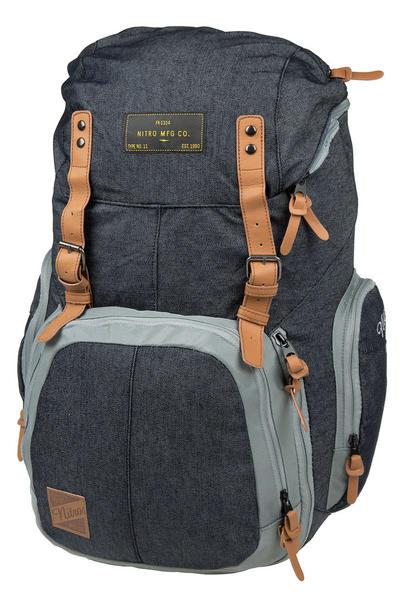 Nitro Weekender Backpack 42L (raw denim)