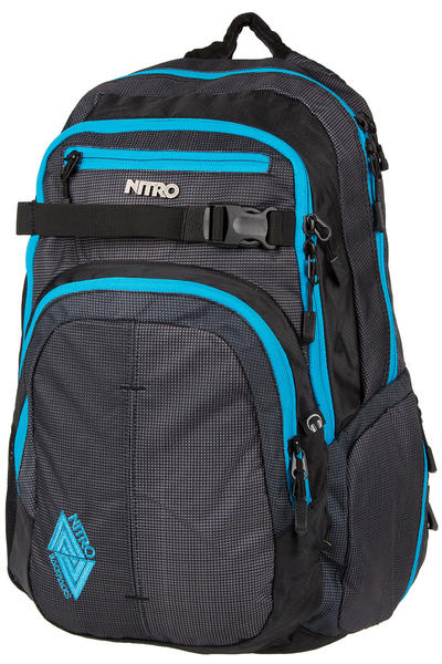 Nitro Chase Backpack 35L (blur blue trims)