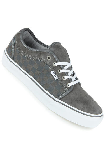 Vans Chukka Low Suede Schuh (checkers grey white)