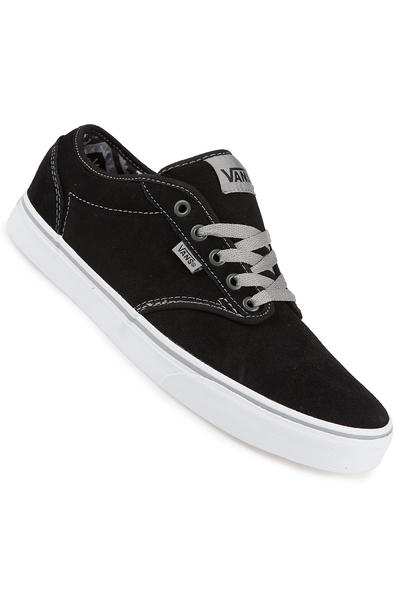Vans Atwood Suede Schuh (black grey native)