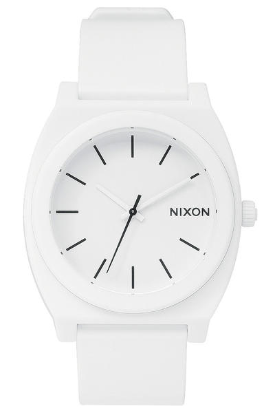 Nixon The Time Teller P Watch (matte white)