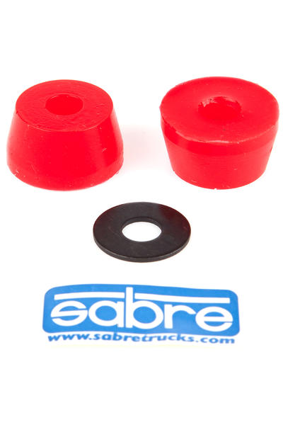 Sabre King Cone F-Type 90A Lenkgummi (red)